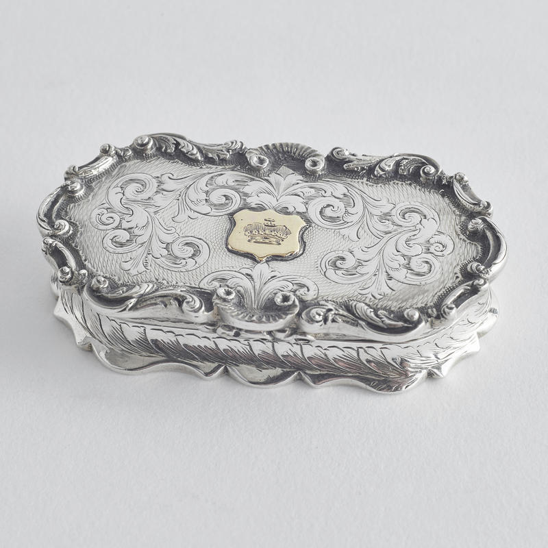 William IV Vinaigrette