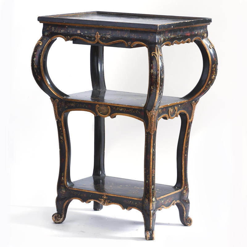 Venetian Chinoiserie Table