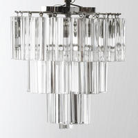 Small Murano Glass Modern Fixture