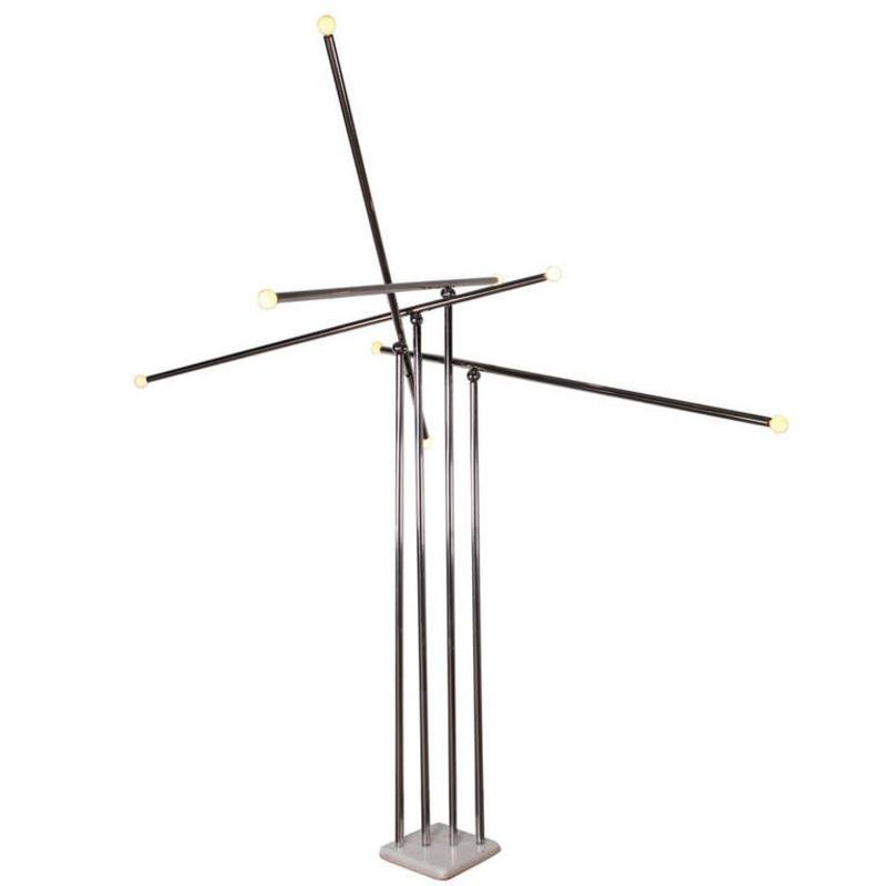 "Modernist ""Giraffe"" Floor Lamp"