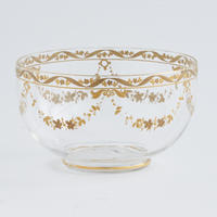 Set of 14 French Dessert Bowls