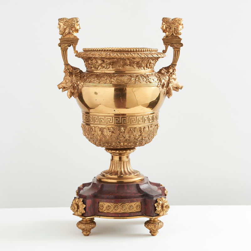 French Empire Style Urn