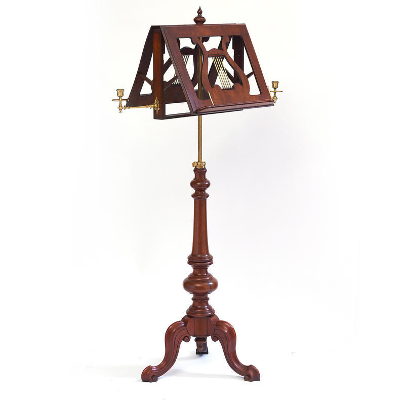 William IV or Victorian Duet Music Stand
