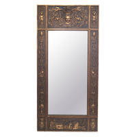 Italianate Gilt Pier Mirror