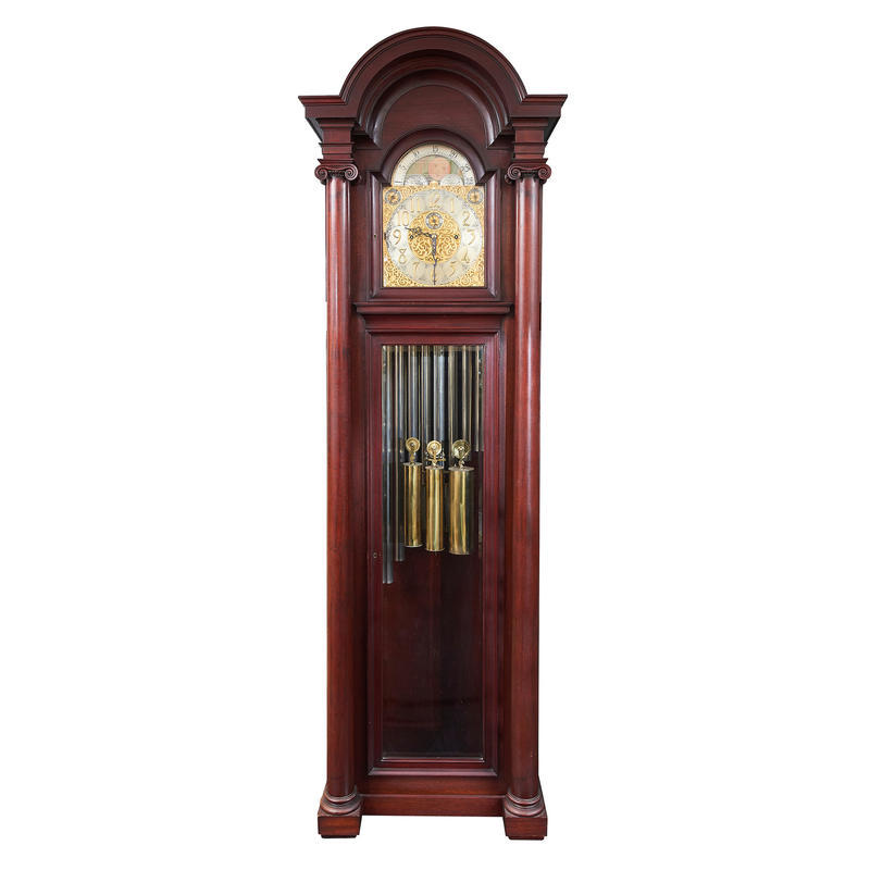 Classical Grandfather Clock