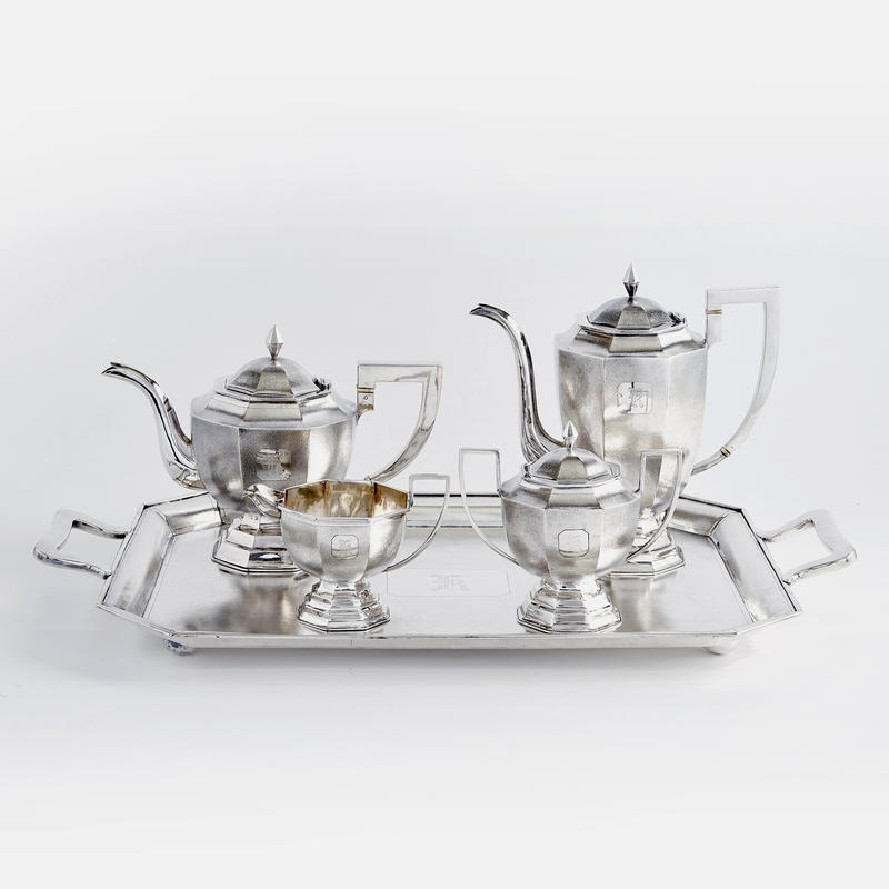 Art Deco Tea & Coffee Service