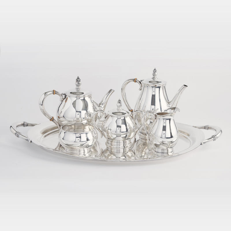 """Royal Danish"" Tea & Coffee Service"