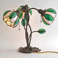 "Handel ""Waterlily"" Lamp"