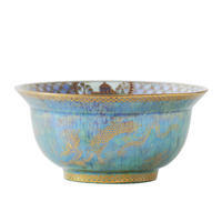 Dragon Lustre Bowl