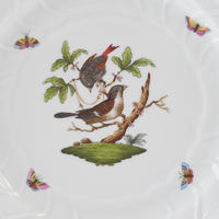"Herend ""Rothschild Bird"" Porcelain"