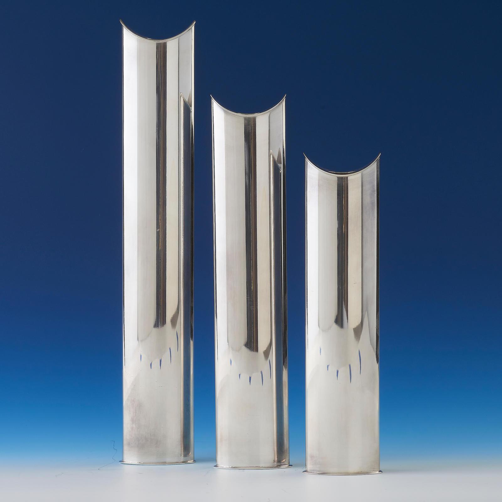 Mid Century Modern Set Of Ldquo Gie Rdquo Candlesticks